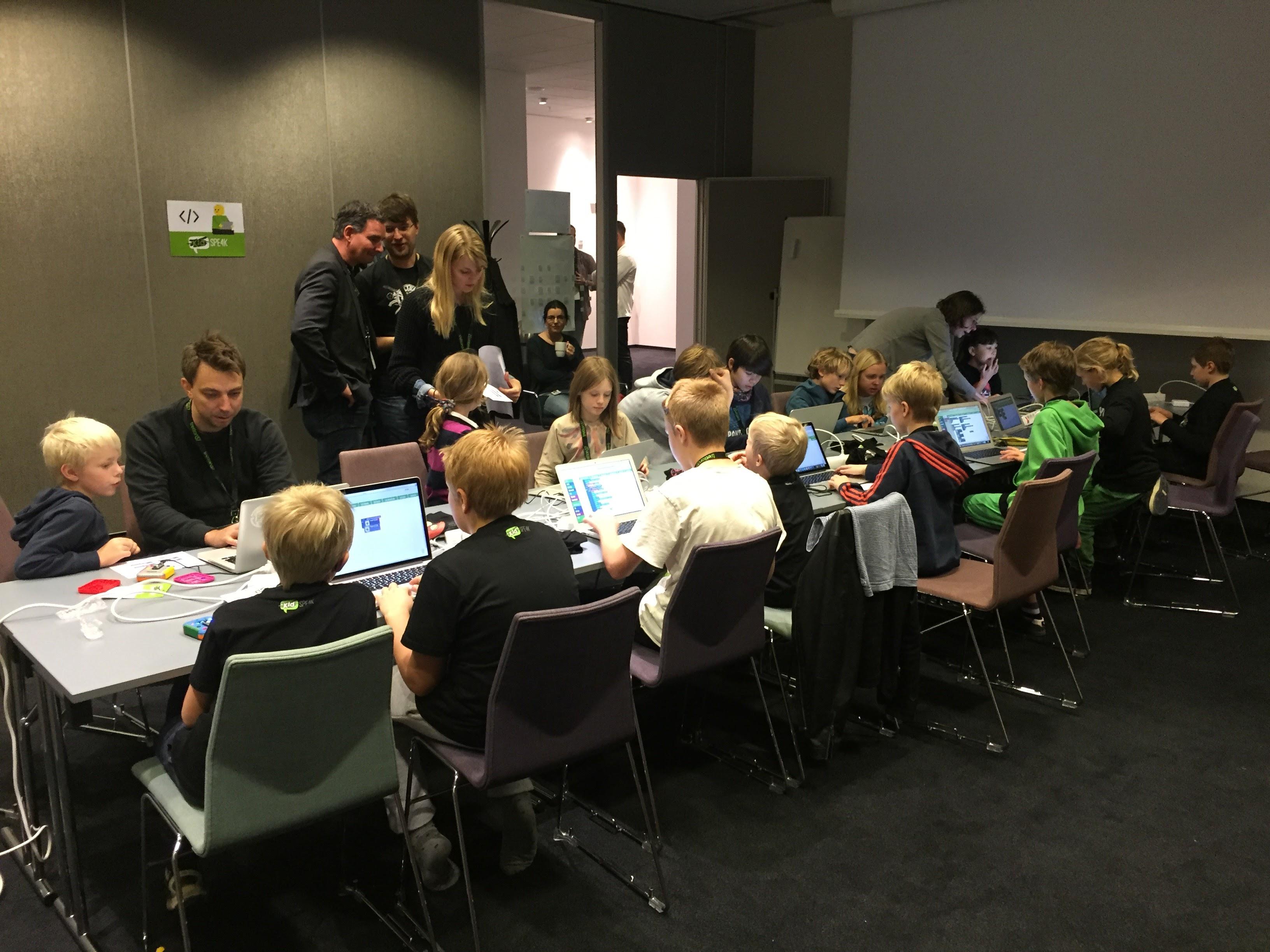 KidSpeak in Lund